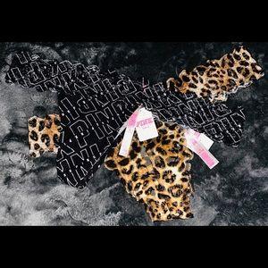 Victoria's Secret PINK Lace Thong Bundle/Set